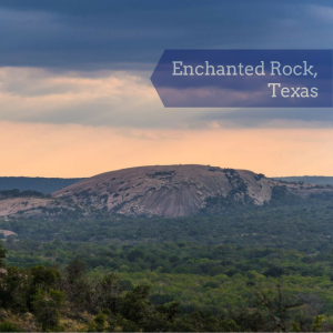 Enchanted Rock Graphic